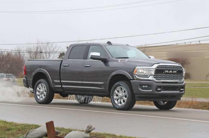 68 Great Dodge Ram 2500 Diesel 2020 Speed Test with Dodge Ram 2500 Diesel 2020