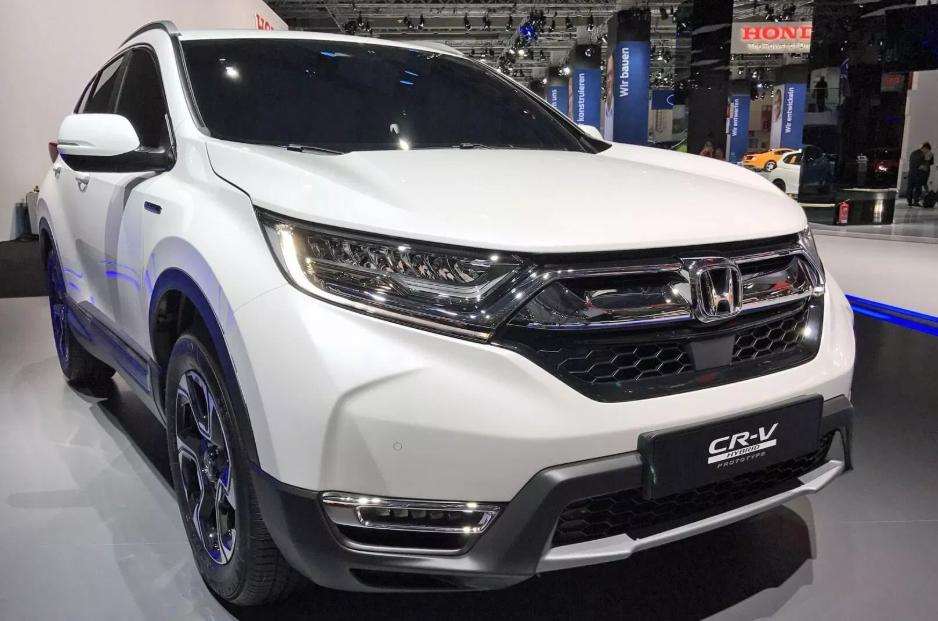 68 Great Honda Crv 2020 Redesign Spesification by Honda Crv 2020 Redesign