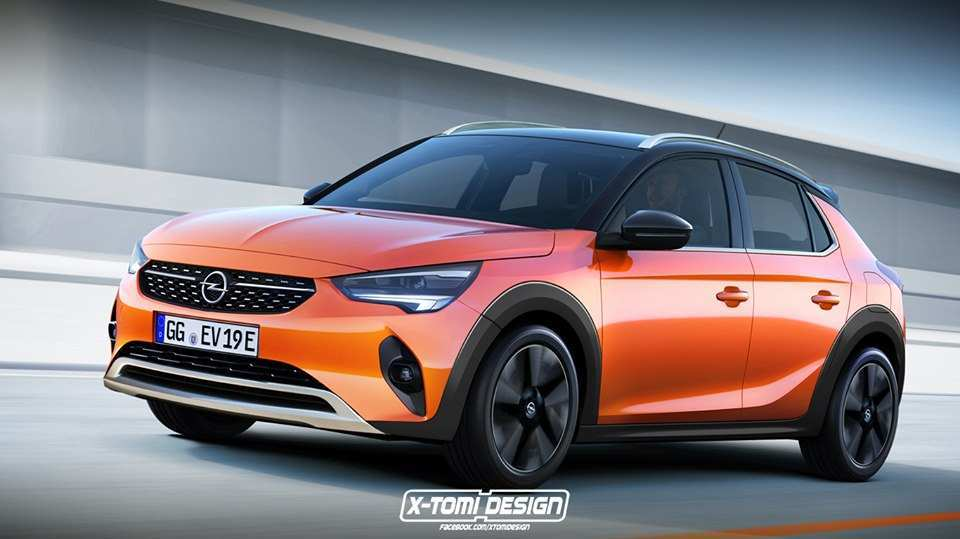68 Great Opel Gsi 2020 Style with Opel Gsi 2020