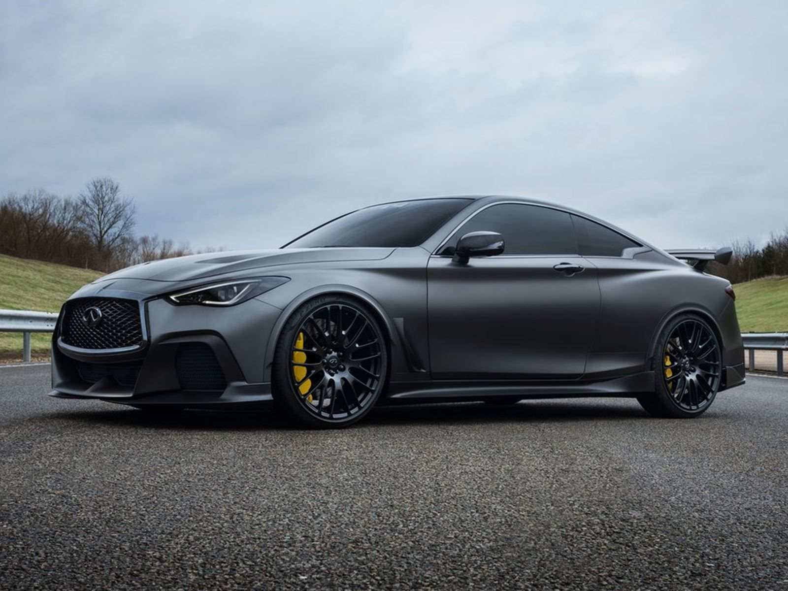 68 New 2020 Infiniti Q60 Project Black S Picture for 2020 Infiniti Q60 Project Black S
