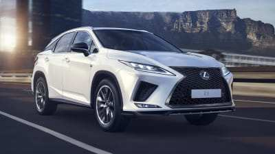 68 New Lexus Rx Update 2020 Research New for Lexus Rx Update 2020