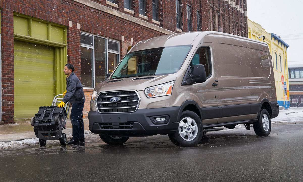 68 The 2020 Ford Transit Awd Spesification with 2020 Ford Transit Awd