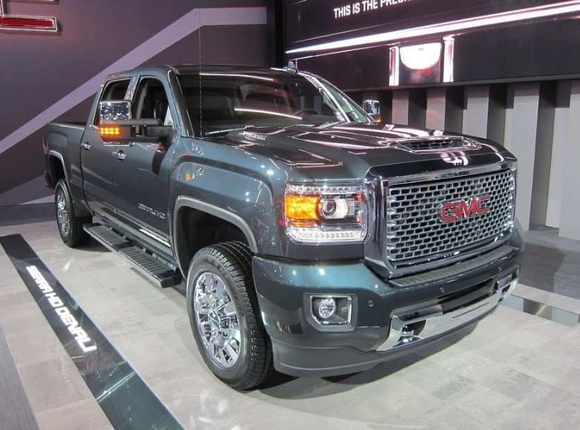68 The 2020 Gmc 2500 Lifted Overview for 2020 Gmc 2500 Lifted