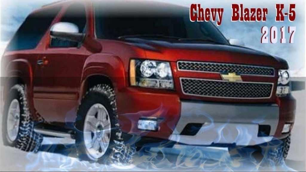 68 The Chevrolet K5 Blazer 2020 Picture with Chevrolet K5 Blazer 2020