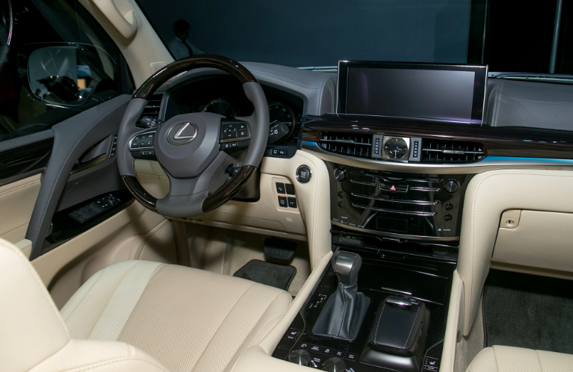 68 The Lexus Lx 570 Black Edition 2020 Engine with Lexus Lx 570 Black Edition 2020