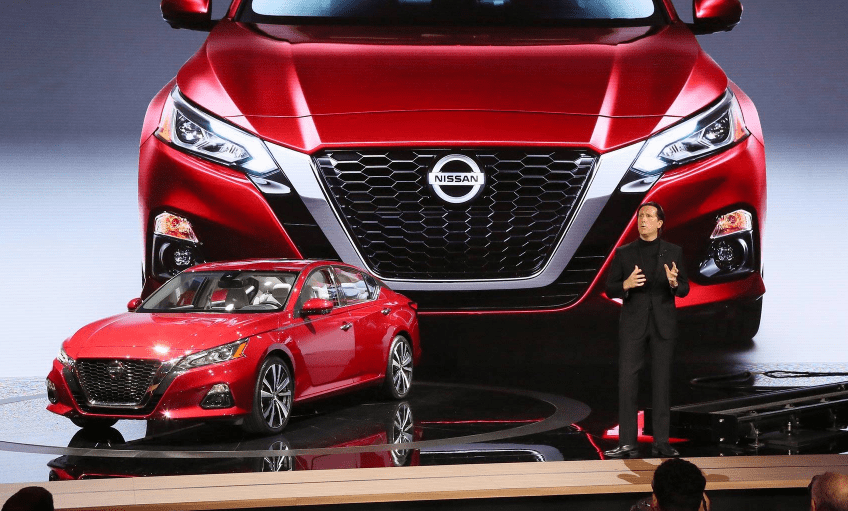 68 The Nissan Maxima 2020 Release Date Specs and Review by Nissan Maxima 2020 Release Date