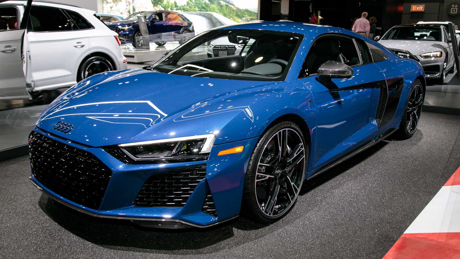 69 All New 2020 Audi R8 V10 Performance Model with 2020 Audi R8 V10 Performance