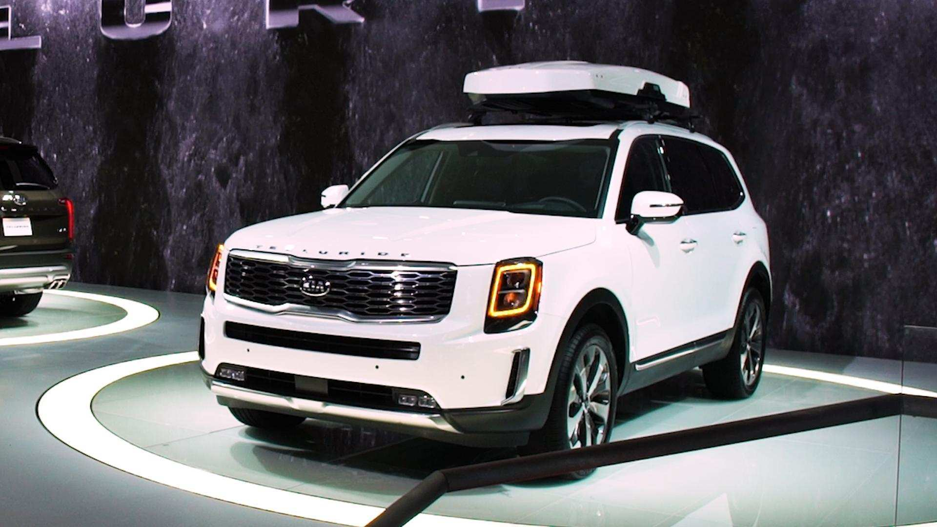 69 Best Review 2020 Kia Telluride Video New Review by 2020 Kia Telluride Video