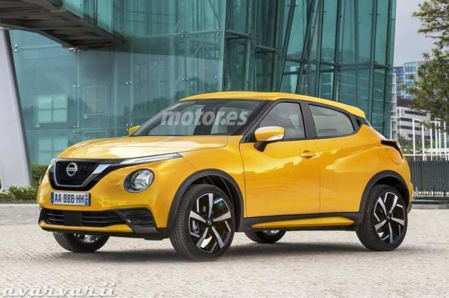 69 Concept of Nissan Juke 2020 Interior Model with Nissan Juke 2020 Interior