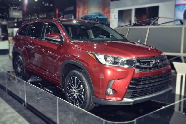 69 Concept of Toyota Highlander 2020 Release Date Images by Toyota Highlander 2020 Release Date