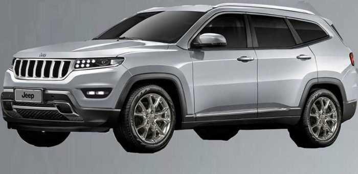 69 Gallery of Jeep Grand Cherokee 2020 Spy Shots Speed Test for Jeep Grand Cherokee 2020 Spy Shots