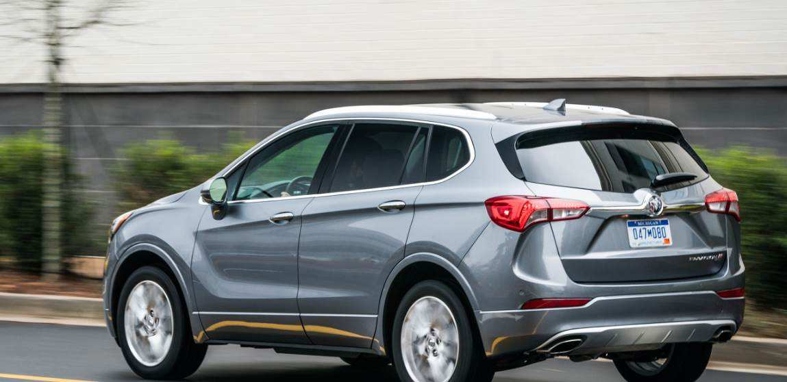 69 Great 2020 Buick Envision Specs Research New by 2020 Buick Envision Specs