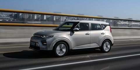 69 Great 2020 Kia Soul Ev Price History by 2020 Kia Soul Ev Price