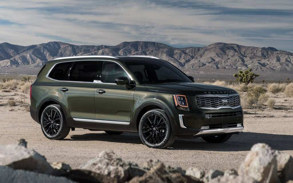 69 Great 2020 Kia Telluride Video Picture with 2020 Kia Telluride Video