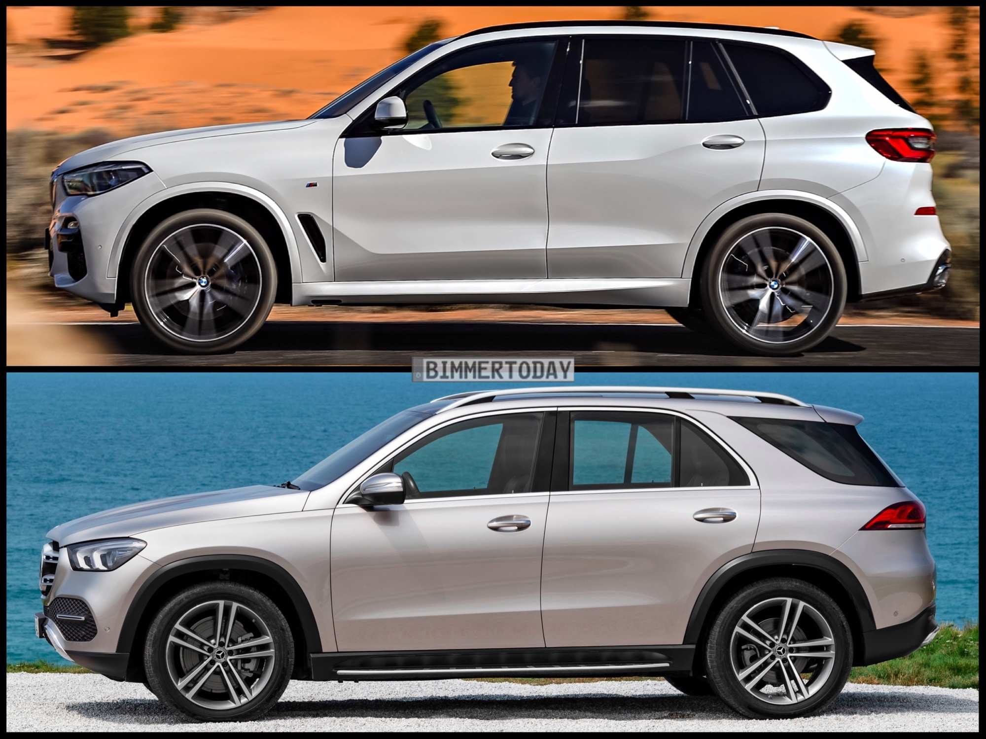 69 Great 2020 Mercedes Gle Vs BMW X5 Redesign and Concept with 2020 Mercedes Gle Vs BMW X5