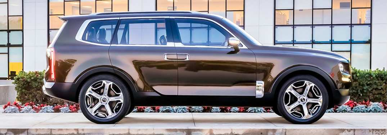 69 Great Kia Telluride 2020 Colors Reviews by Kia Telluride 2020 Colors