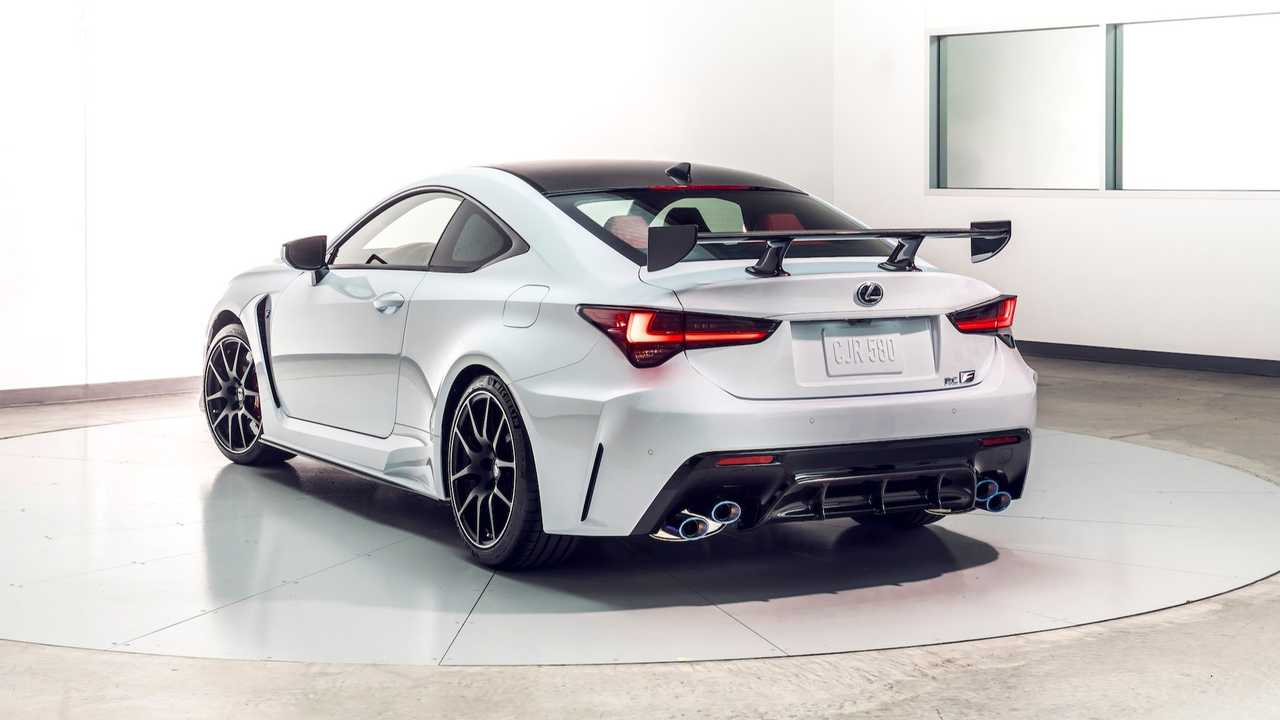 69 New 2020 Lexus Rc F Track Edition Specs Price with 2020 Lexus Rc F Track Edition Specs