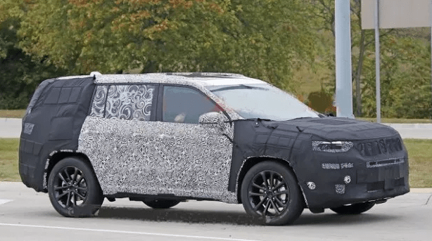 69 New Jeep Grand Cherokee 2020 Spy Shots Release Date with Jeep Grand Cherokee 2020 Spy Shots