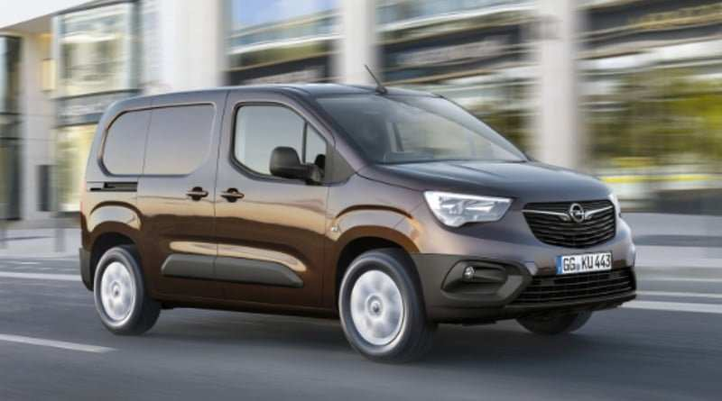 69 New Opel Van 2020 Pricing for Opel Van 2020