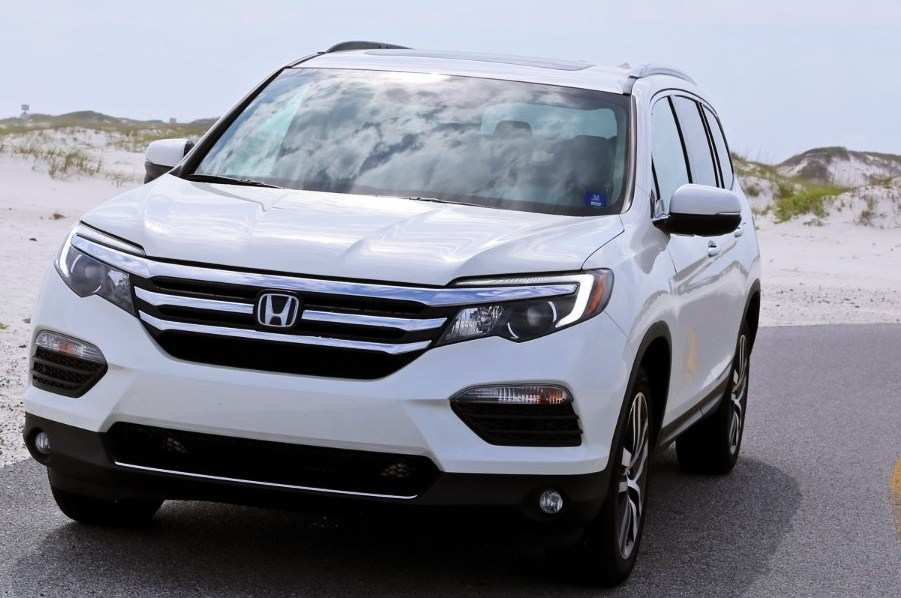69 New What Will The 2020 Honda Pilot Look Like Redesign by What Will The 2020 Honda Pilot Look Like