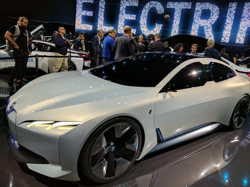 69 The BMW Electric Vehicle 2020 Performance and New Engine for BMW Electric Vehicle 2020