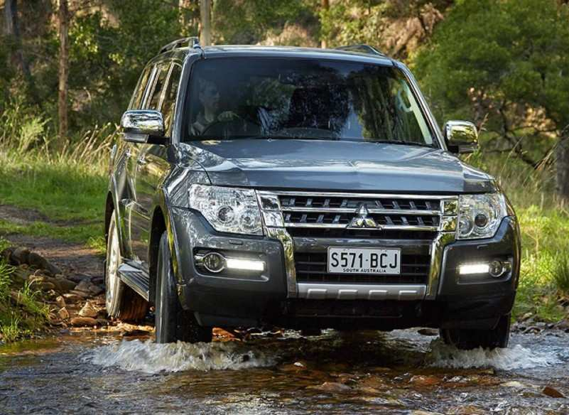 69 The Mitsubishi Montero Limited 2020 Speed Test by Mitsubishi Montero Limited 2020