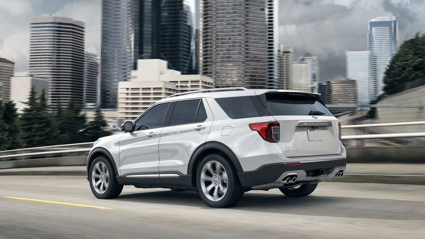 70 All New 2020 Ford Explorer Availability Interior for 2020 Ford Explorer Availability
