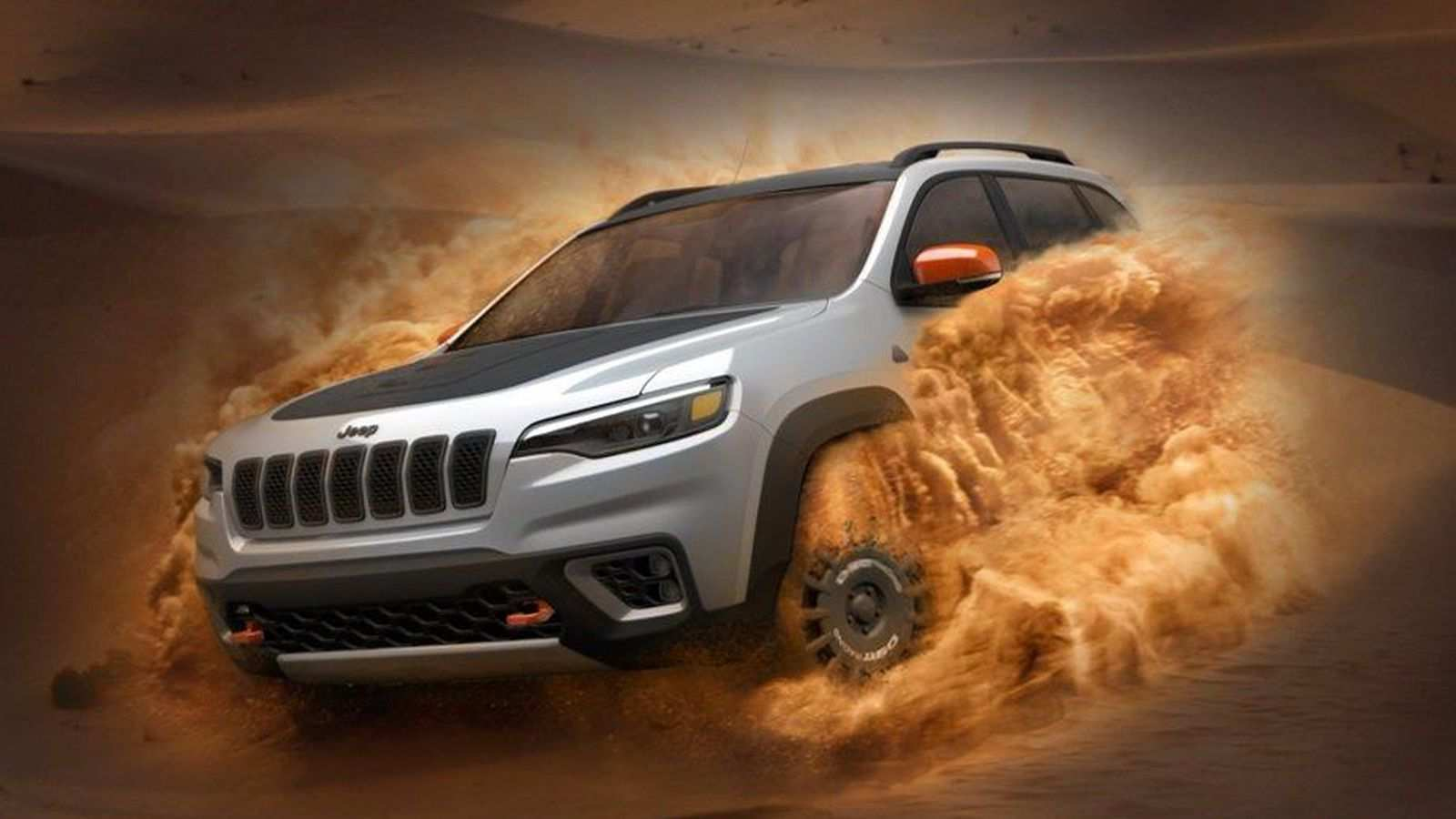 70 All New Jeep Cherokee Trailhawk 2020 First Drive for Jeep Cherokee Trailhawk 2020