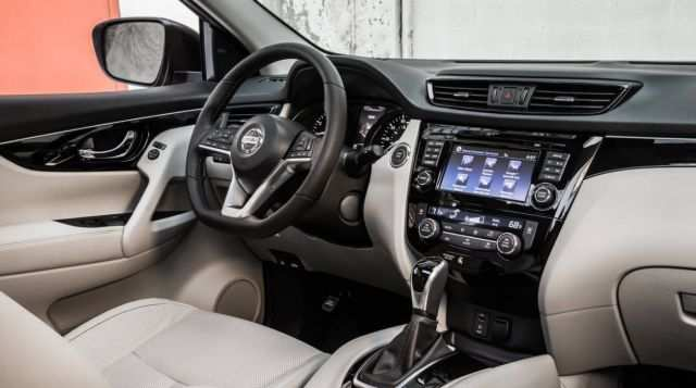 70 All New Nissan Rogue 2020 Interior Performance and New Engine by Nissan Rogue 2020 Interior