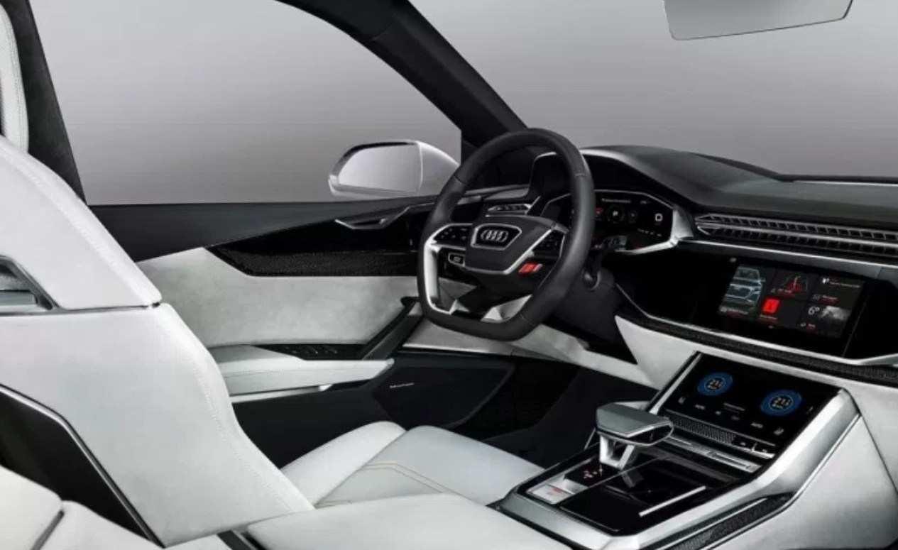 70 Best Review 2020 Audi Q3 Interior Concept by 2020 Audi Q3 Interior