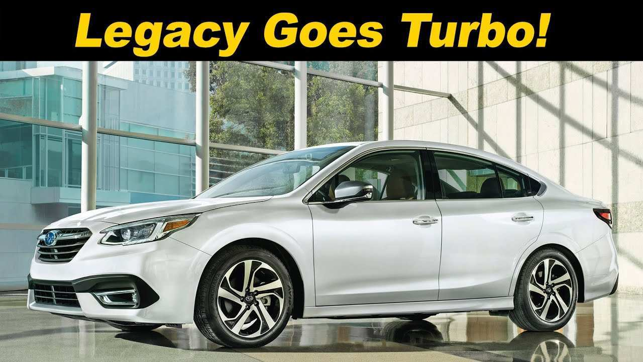 70 Best Review 2020 Subaru Legacy Youtube Pictures with 2020 Subaru Legacy Youtube