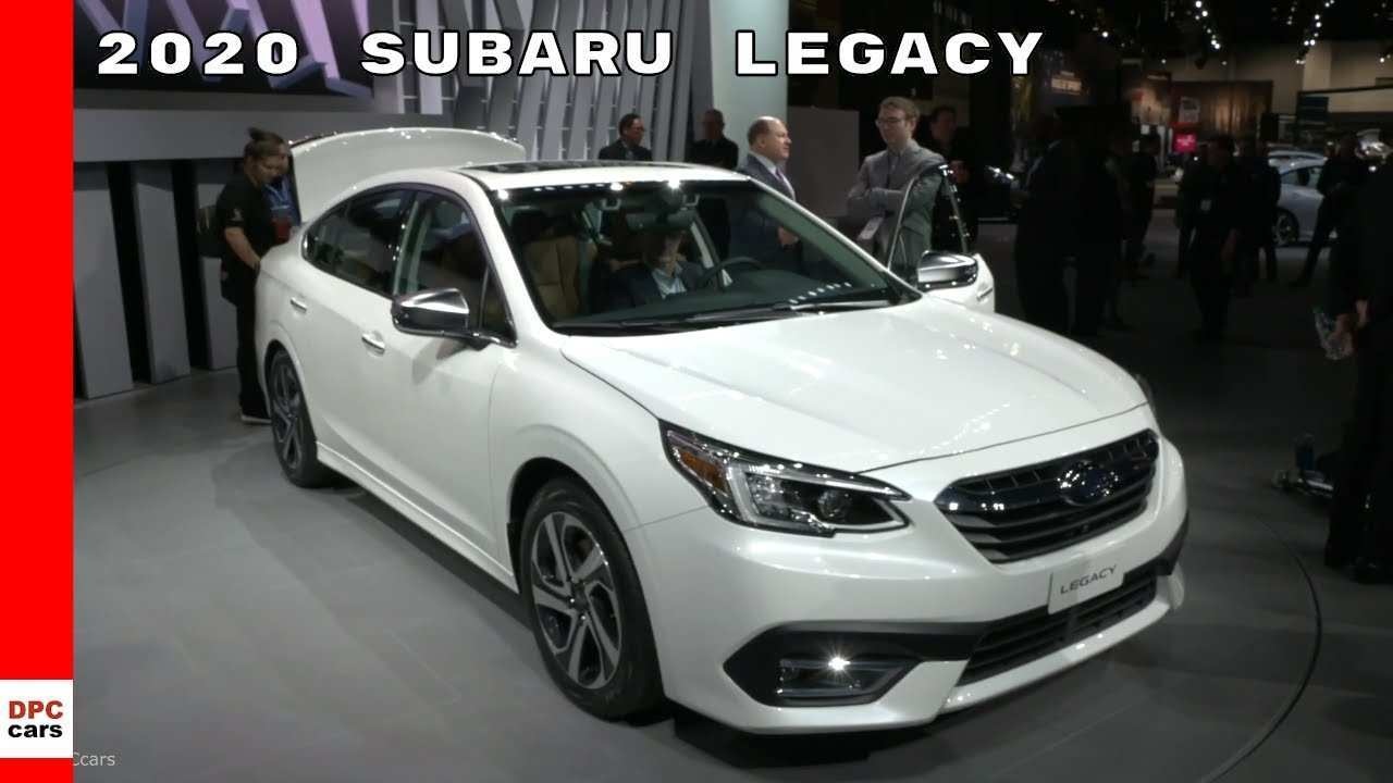 70 Best Review 2020 Subaru Legacy Youtube Style for 2020 Subaru Legacy Youtube