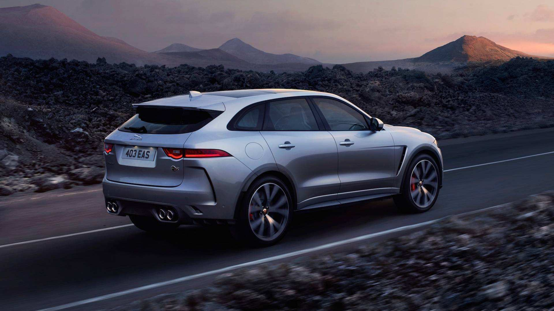 70 Best Review Jaguar F Pace Facelift 2020 Model with Jaguar F Pace Facelift 2020