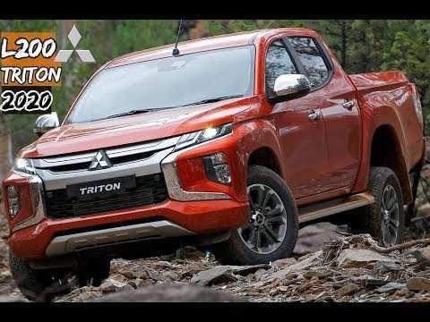 70 Best Review Nova Mitsubishi L200 Triton 2020 New Concept for Nova Mitsubishi L200 Triton 2020