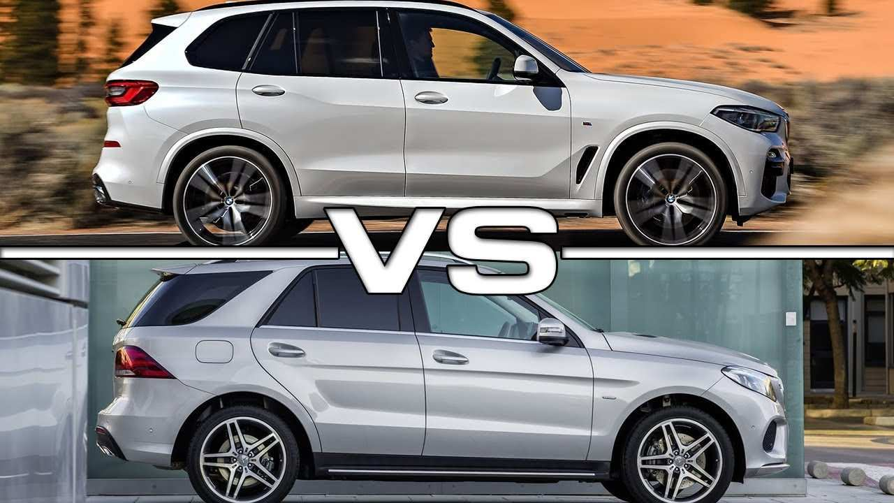 70 Concept of 2020 Gle 350 Vs BMW X5 Model by 2020 Gle 350 Vs BMW X5