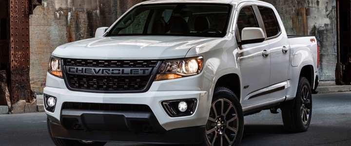 70 Concept of Chevrolet Colorado 2020 Spesification by Chevrolet Colorado 2020