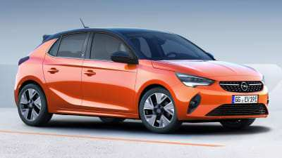 70 Concept of Opel Corsa 2020 Rendering Exterior and Interior with Opel Corsa 2020 Rendering