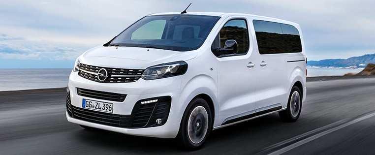 70 Concept of Opel Vivaro Elektro 2020 History for Opel Vivaro Elektro 2020
