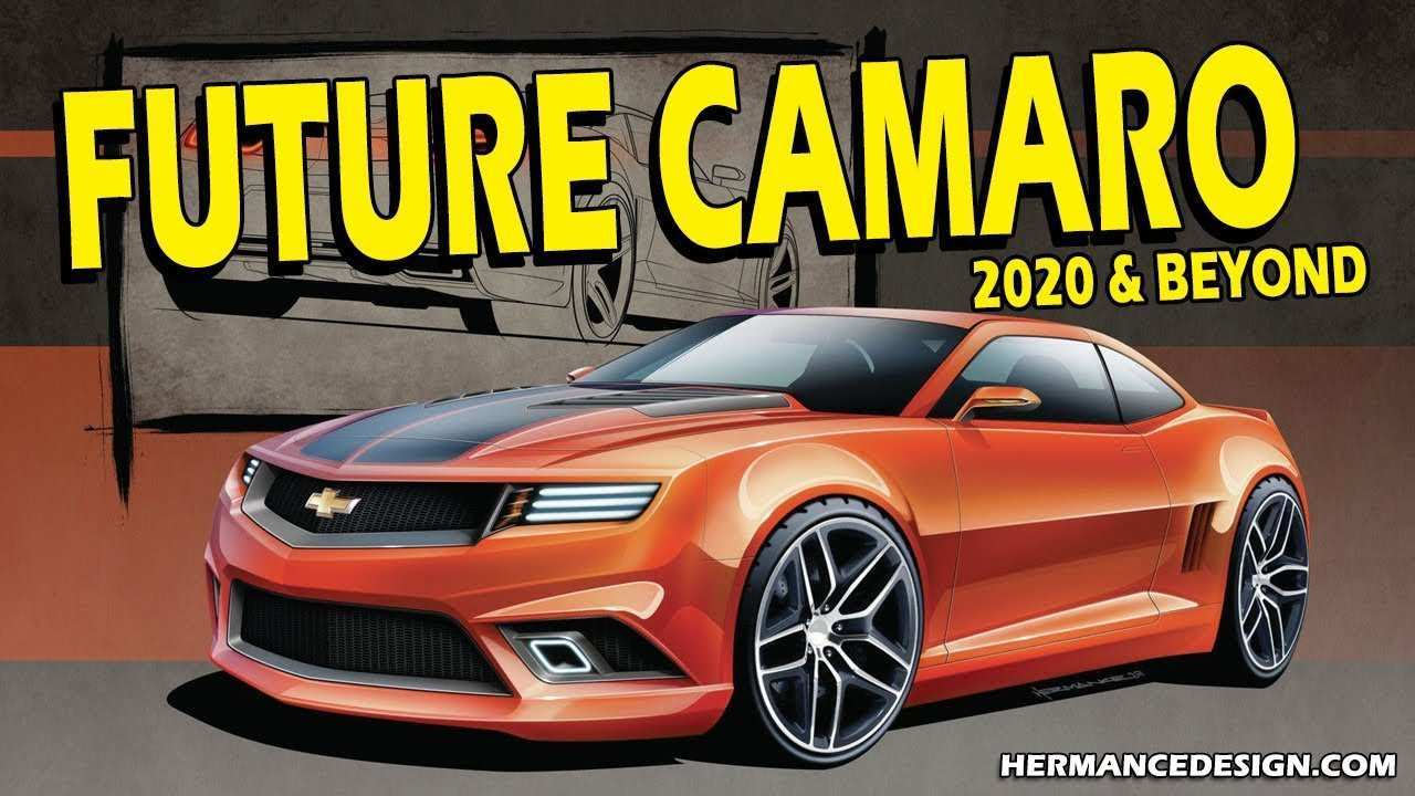 70 Gallery of 2020 Chevrolet Camaro Zl1 1Le Redesign and Concept for 2020 Chevrolet Camaro Zl1 1Le