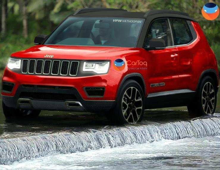 70 Gallery of Jeep Compass 2020 India Exterior by Jeep Compass 2020 India
