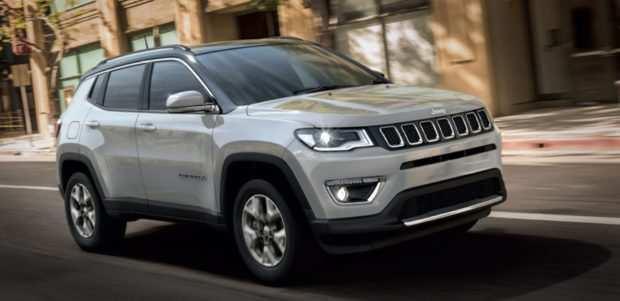 70 Gallery of Jeep Compass 2020 Quando Chega Redesign and Concept for Jeep Compass 2020 Quando Chega