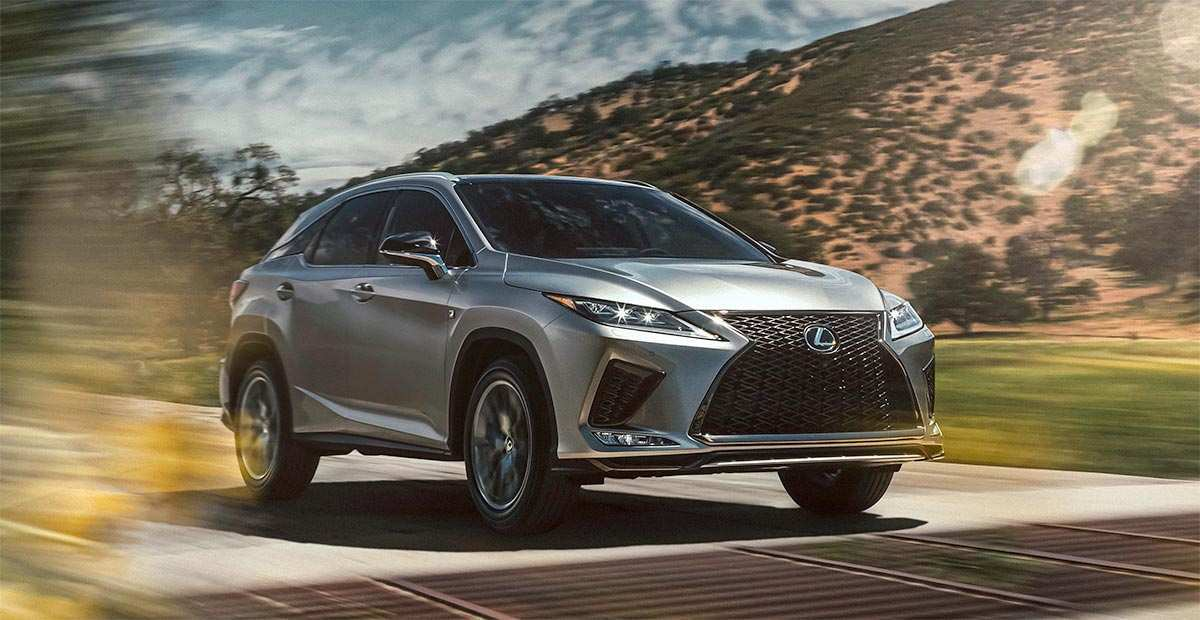 70 Gallery of Lexus Suv Gx 2020 Overview for Lexus Suv Gx 2020