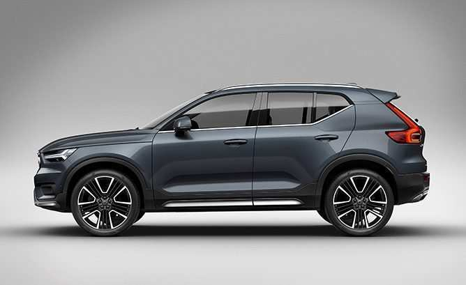 70 Great 2020 Volvo Xc40 Hybrid Picture for 2020 Volvo Xc40 Hybrid