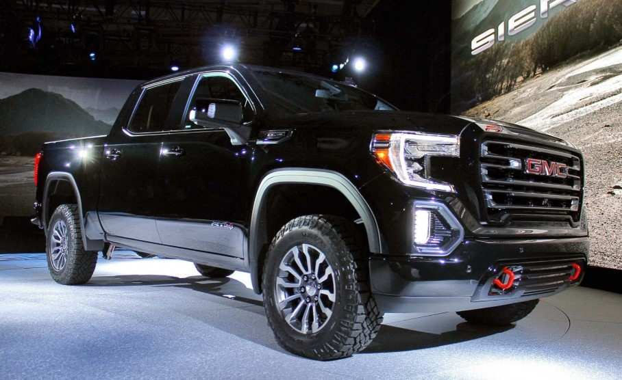 70 New 2020 Gmc 2500 Gas History by 2020 Gmc 2500 Gas