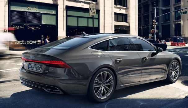 70 New Audi A7 2020 Exterior for Audi A7 2020