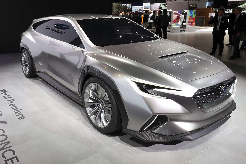 70 New Subaru Concept 2020 Concept by Subaru Concept 2020