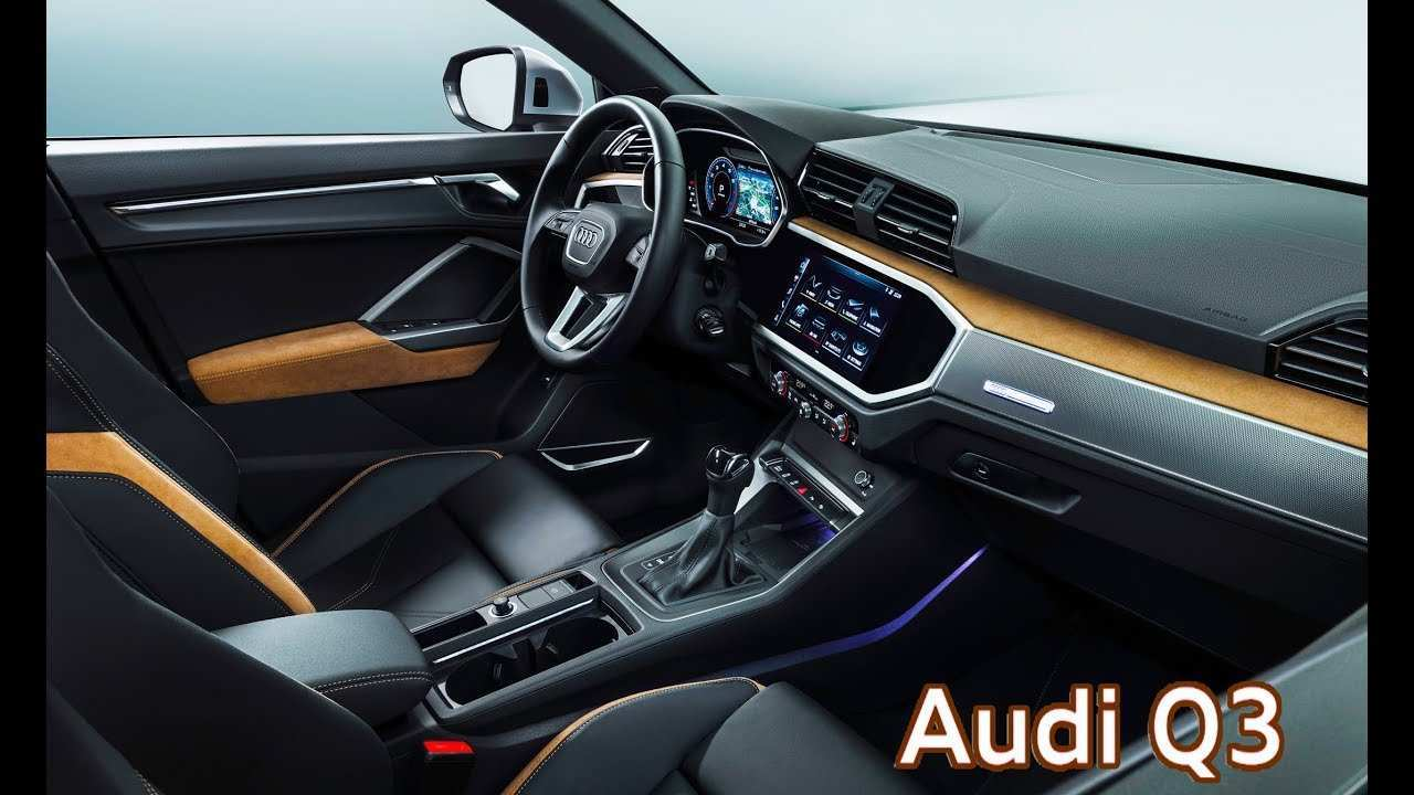 70 The 2020 Audi Q3 Interior Release by 2020 Audi Q3 Interior