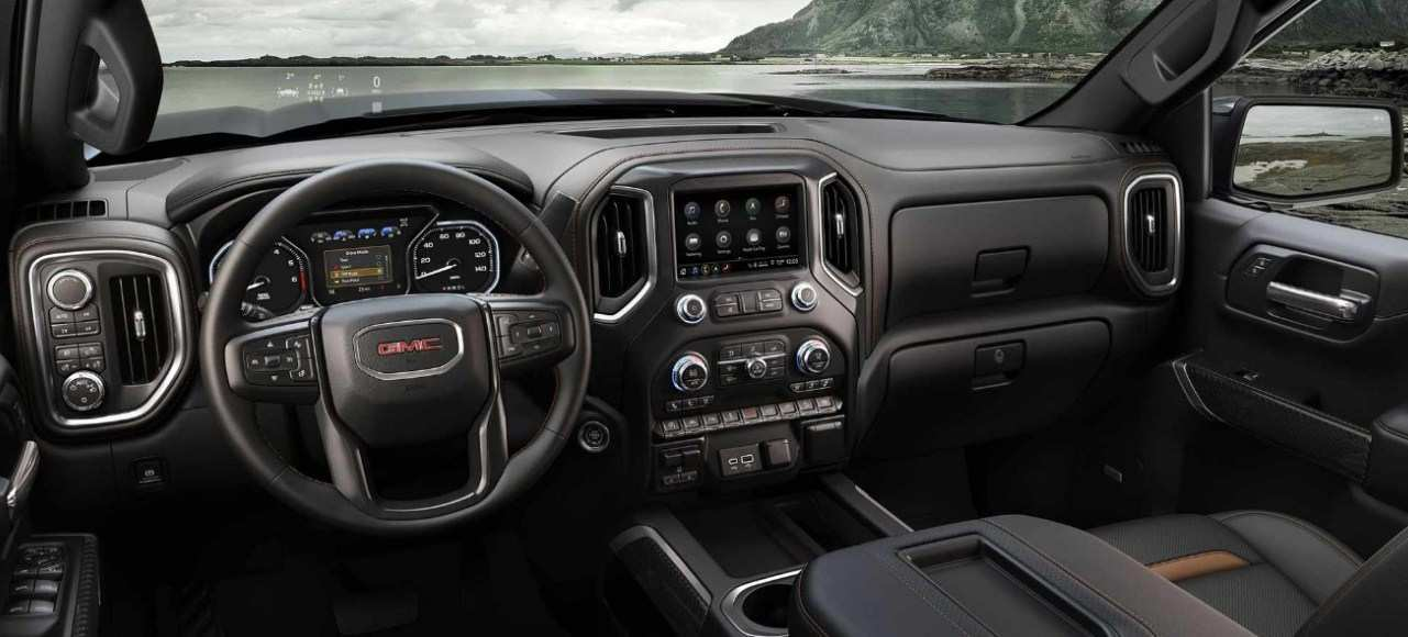 70 The 2020 Gmc Sierra Interior Pictures for 2020 Gmc Sierra Interior