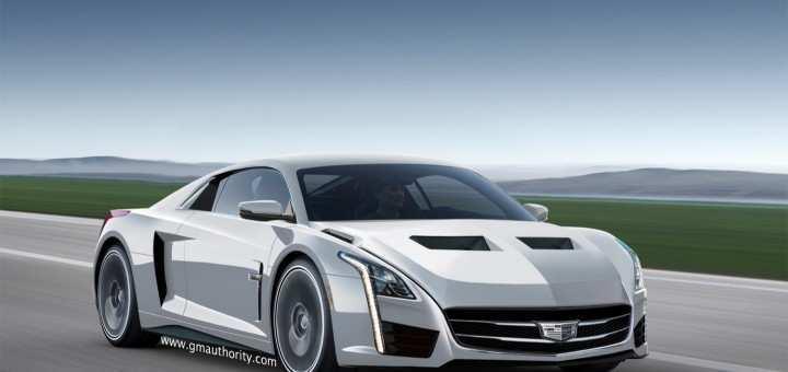 70 The Cadillac Supercar 2020 Exterior for Cadillac Supercar 2020