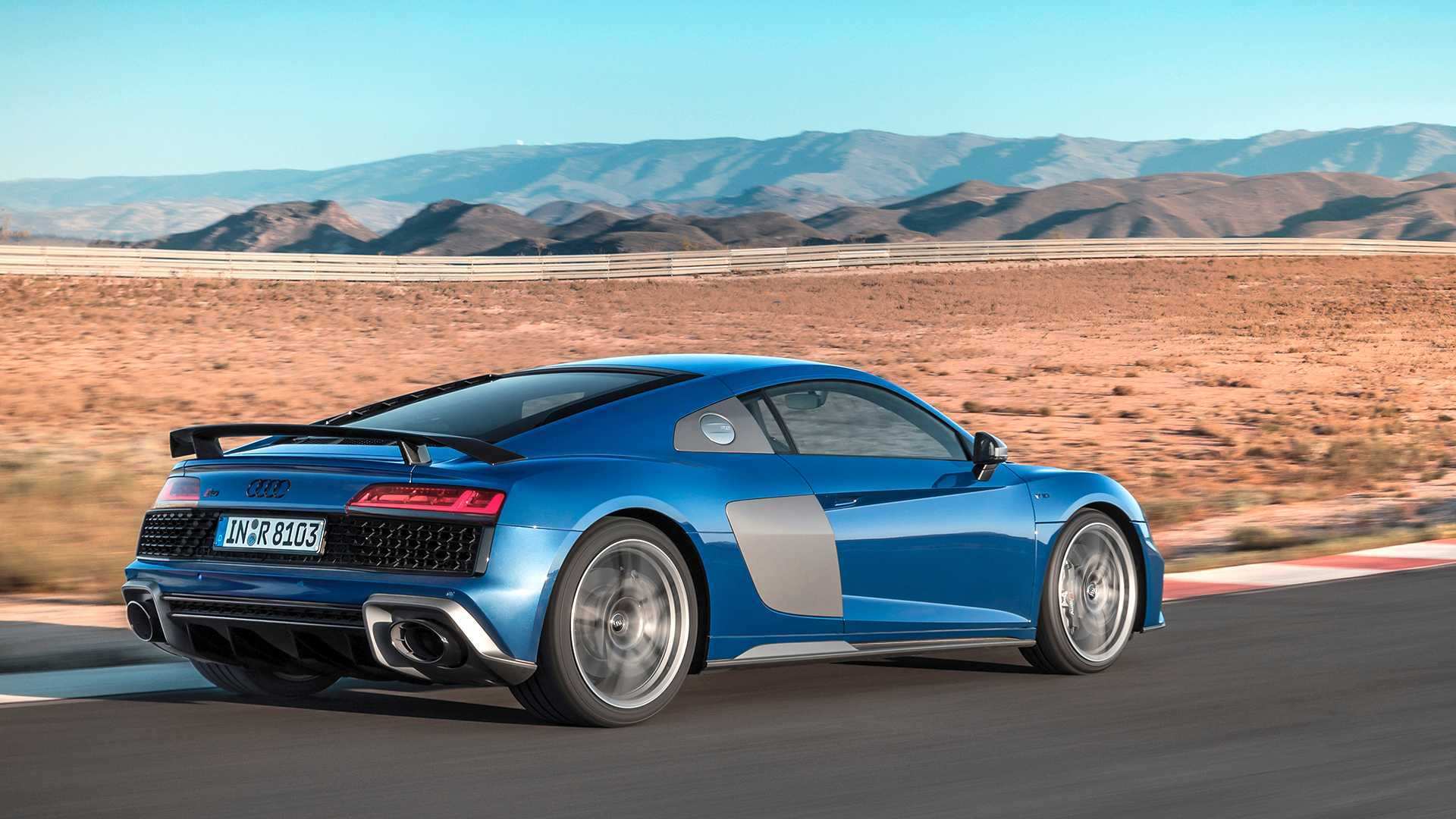 70 The Pictures Of 2020 Audi R8 Exterior for Pictures Of 2020 Audi R8